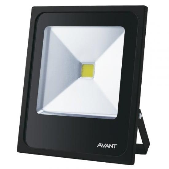 REFLETOR LED 30W VERDE BIVOLT AVANT