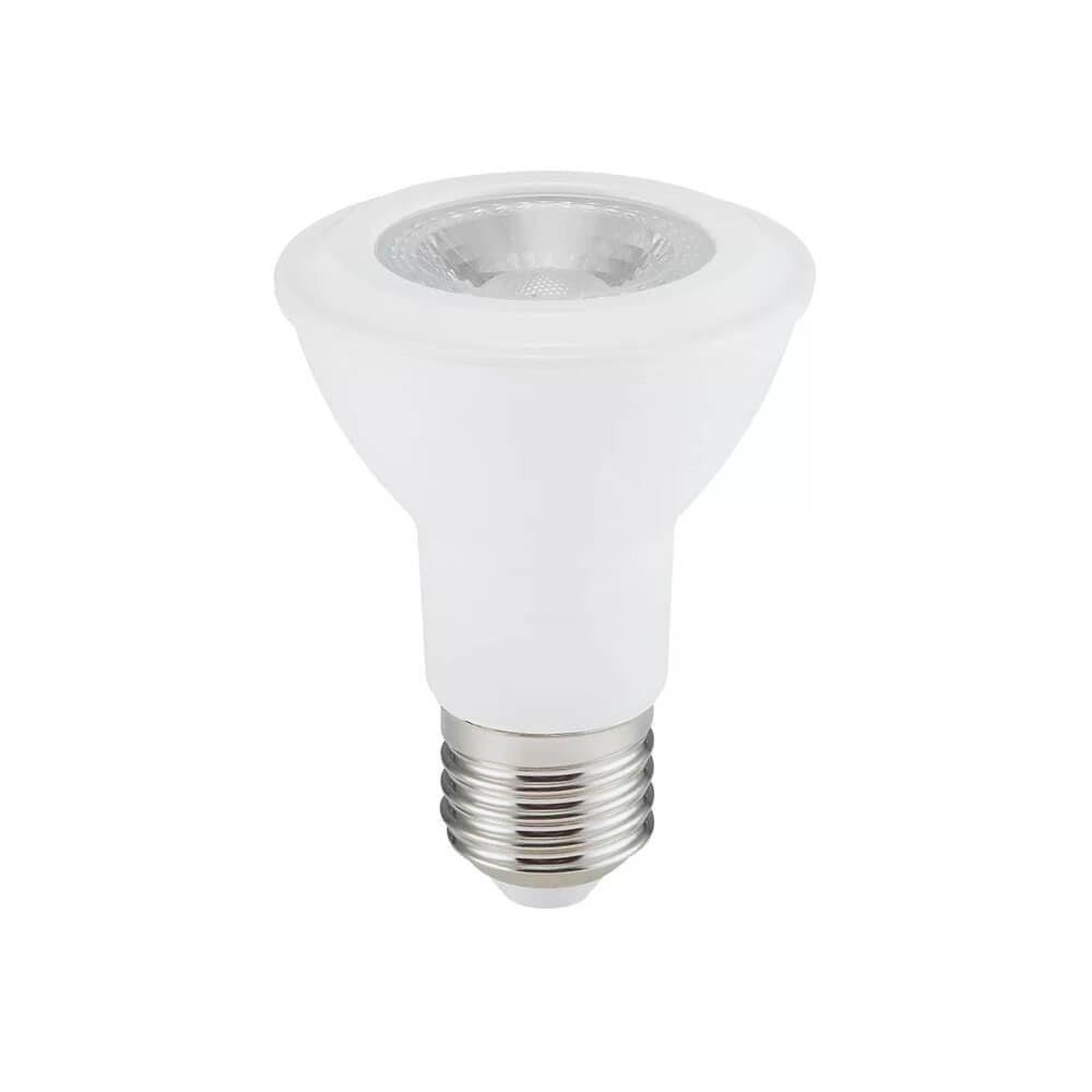 LAMPADA PAR20 LED 7W BRANCO QUENTE 2700K DIMERIZAVEL JNG