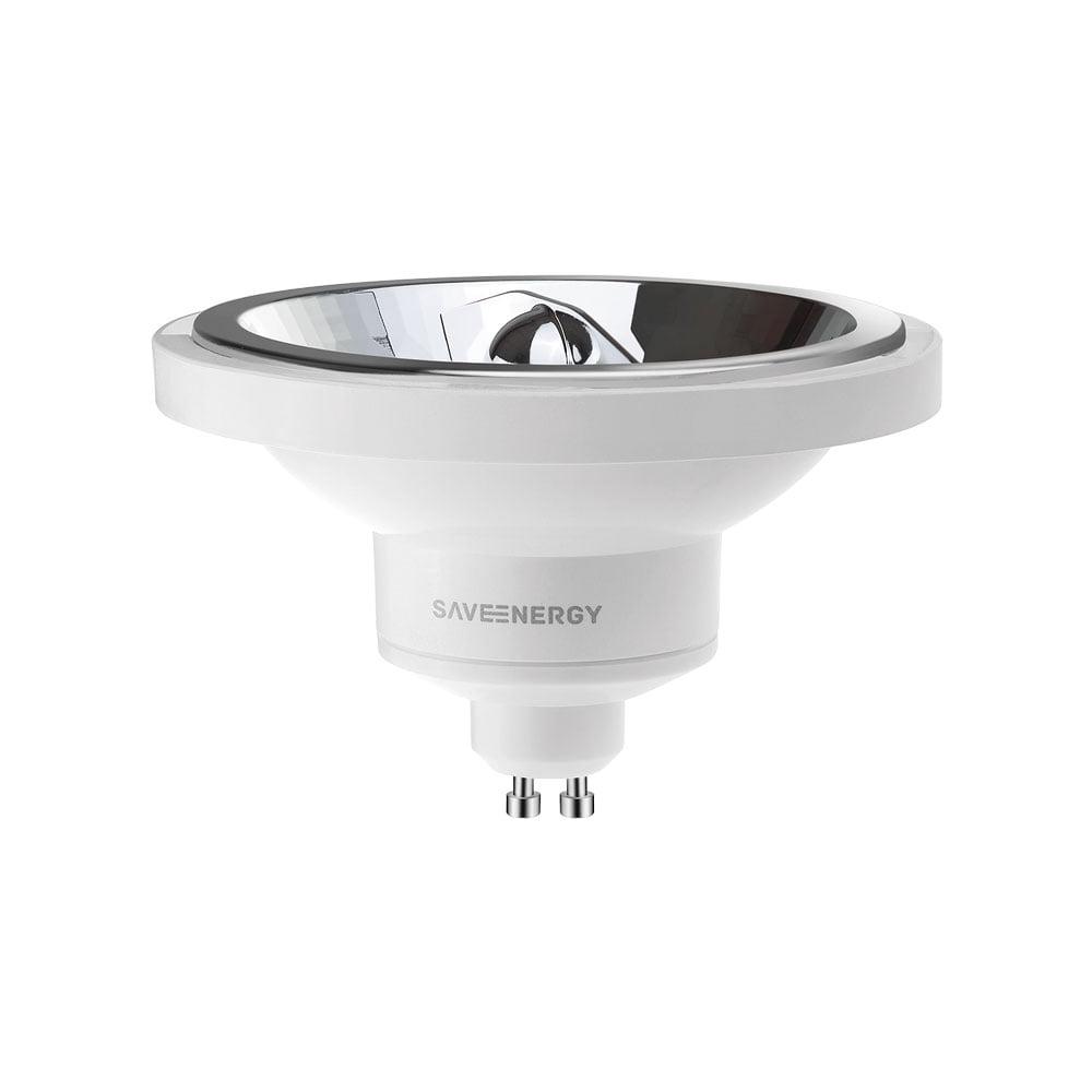 LAMPADA AR111 LED 13W BRANCO QUENTE 2700K BIVOLT
