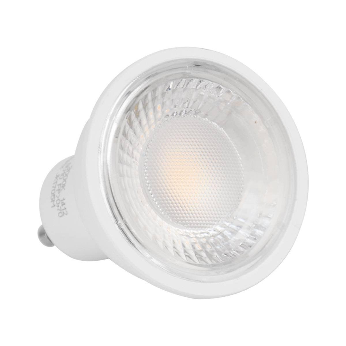 LAMPADA DICROICA LED 3,5W BIVOLT BRANCO QUENTE 3000K JNG