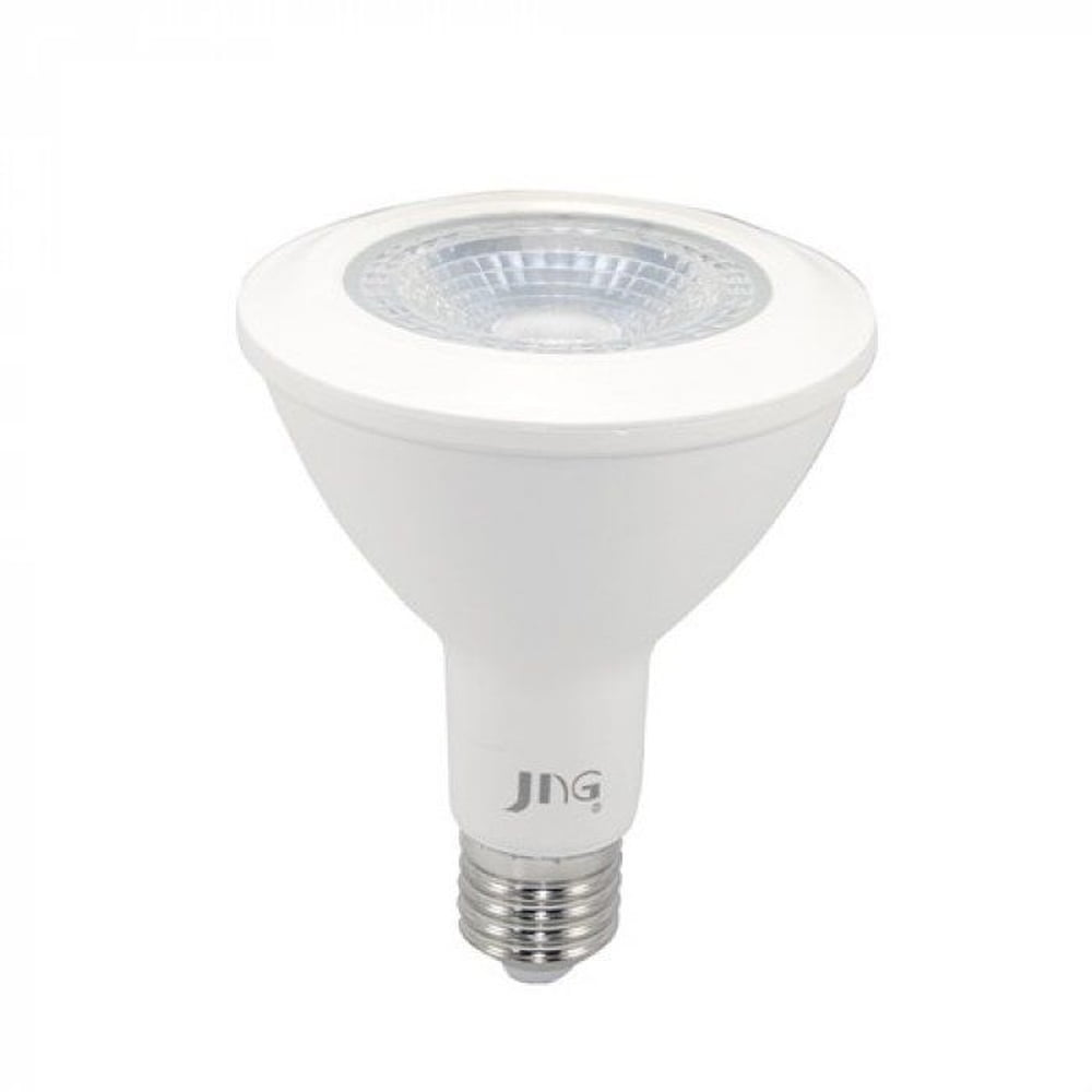 LAMPADA PAR30 LED 9,9W BRANCO QUENTE 3000K BIVOLT JNG