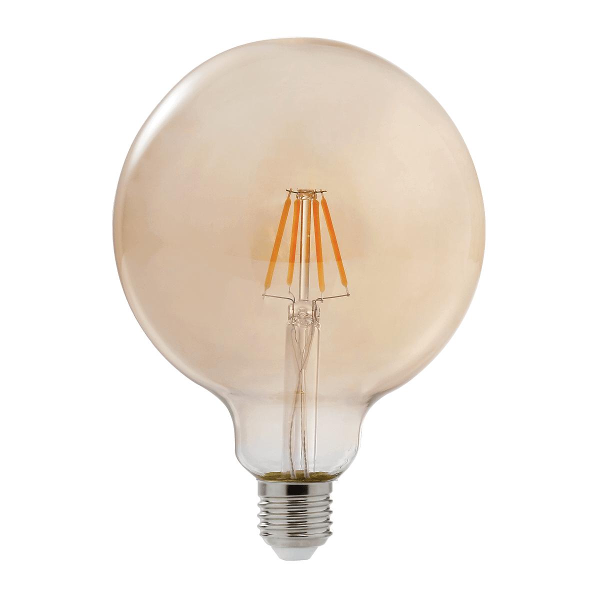 LAMPADA RETRO G125 FILAMENTO LED 4W 2200K BIVOLT AVANT