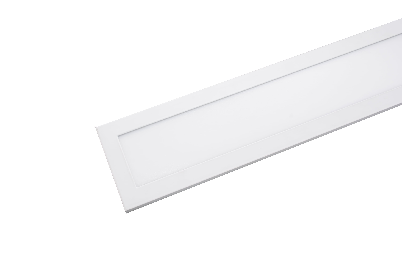 PLAFON EMBUTIR QUADRADO LED 24W 30X30 BRANCO QUENTE 3000K