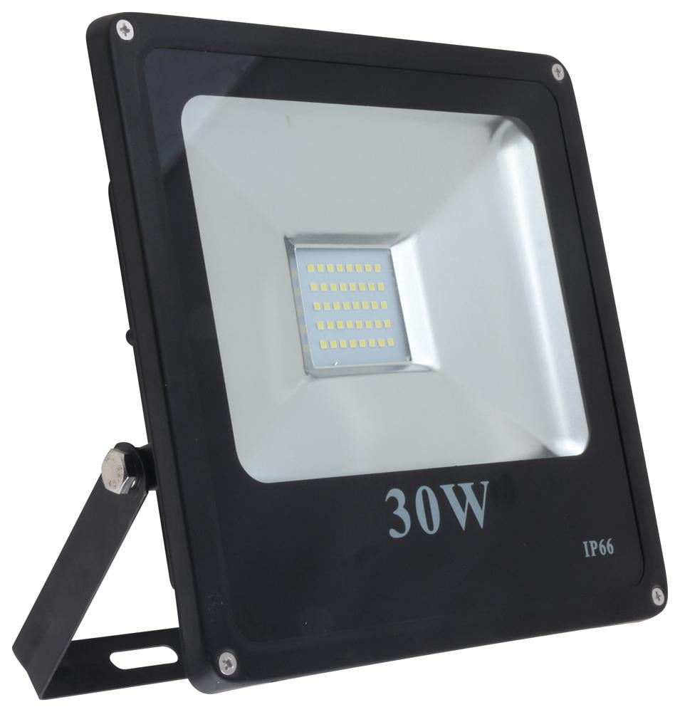 REFLETOR LED 30W BRANCO FRIO 6500K BIVOLT