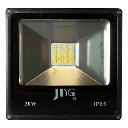 REFLETOR LED 30W BRANCO QUENTE 3000K BIVOLT JNG