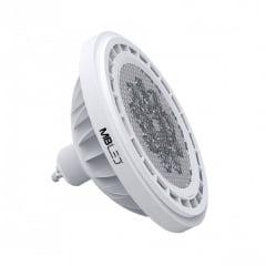 LAMPADA AR111 LED 14W 1050LM 44G BRANCO QUENTE 3000K BIVOLT MBLED