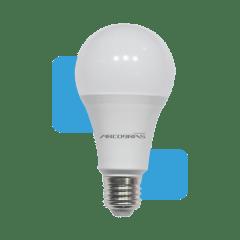 LAMPADA LED BULBO 15W BRANCO FRIO 6500K ARCOBRAS