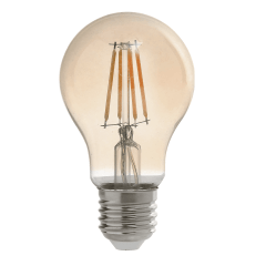 LAMPADA RETRO A60 BULBO FILAMENTO LED 4W BIVOLT AVANT